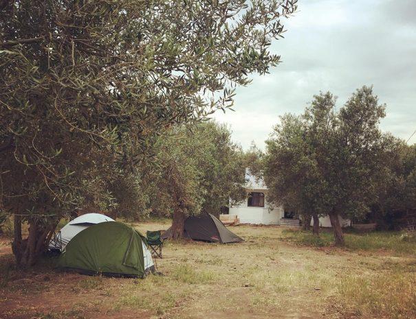 Yarım Pansiyon Çadır | Sincap Kamp